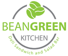 Bean Green Kitchen Logo